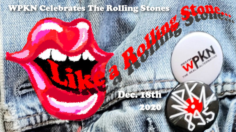 Like A Rolling Stone WPKN Fundraiser